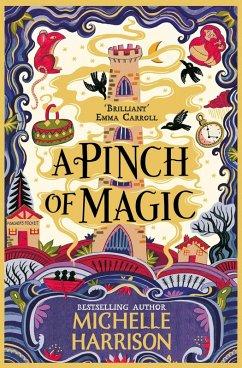 A Pinch of Magic (eBook, ePUB) - Harrison, Michelle
