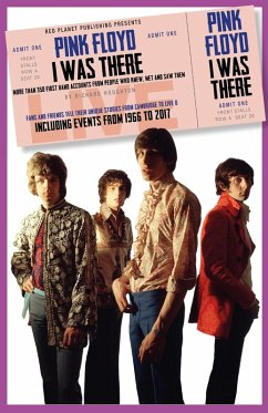 Pink Floyd - I Was There (eBook, ePUB) - Houghton, Richard