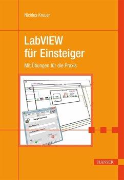 LabVIEW für Einsteiger (eBook, PDF) - Krauer, Nicolas