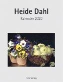 Heide Dahl 2020. Kunstkarten-Einsteckkalender