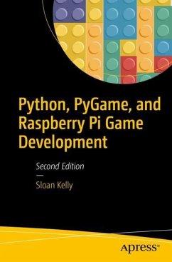 Python, PyGame, and Raspberry Pi Game Development - Kelly, Sloan