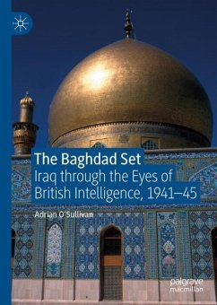 The Baghdad Set - O'Sullivan, Adrian