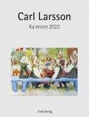 Carl Larsson 2020. Kunstkarten-Einsteckkalender