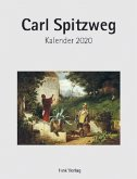 Carl Spitzweg 2020. Kunstkarten-Einsteckkalender