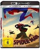 Spider-Man: A New Universe 4K Ultra HD Blu-ray + Blu-ray