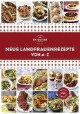 Neue Landfrauenrezepte von A-Z (eBook, ePUB)
