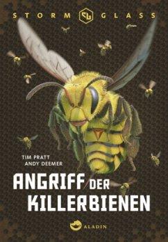 Stormglass. Angriff der Killerbienen (Mängelexemplar) - Pratt, Tim; Deemer, Andy
