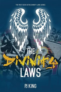 The Divinity Laws (eBook, ePUB) - King, Pj