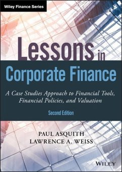 Lessons in Corporate Finance - Asquith, Paul; Weiss, Lawrence A.