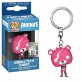 FORTNITE Funko POP! Cuddle Team Leader, Keychain, Schlüsselanhänger