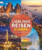 Lieblingsreisen Europa (Mängelexemplar)