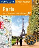 POLYGLOTT Reiseführer Paris zu Fuß entdecken (Mängelexemplar)