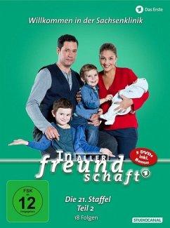 In aller Freundschaft / 21. Staffel / Teil 2 DVD-Box - Rühmann,Thomas/Loewig,Andrea Kathrin