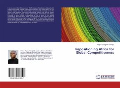 Repositioning Africa for Global Competitiveness - Ezeikpe, Ifegwu-Livingrich