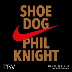 Shoe Dog (MP3-Download) - Knight, Phil