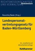 Landespersonalvertretungsgesetz für Baden-Württemberg (eBook, ePUB)