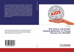 Risk Status and Health Seeking Behaviour of Young Women for HIV/AIDS