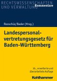 Landespersonalvertretungsgesetz für Baden-Württemberg (eBook, PDF)
