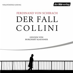 Der Fall Collini (MP3-Download) - Schirach, Ferdinand von