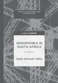 Xenophobia in South Africa - Tafira, Hashi Kenneth