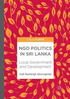 NGO Politics in Sri Lanka - Akurugoda, Indi Ruwangi