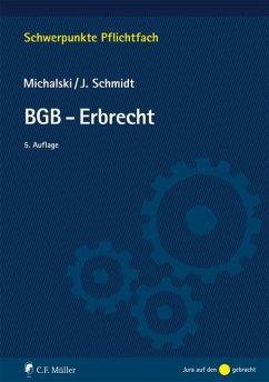 BGB-Erbrecht - Michalski, Lutz; Schmidt, Jessica