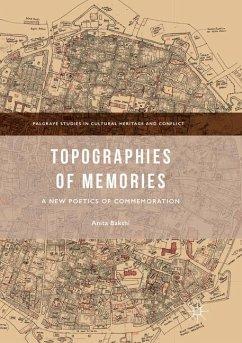 Topographies of Memories - Bakshi, Anita
