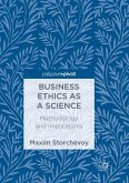 Business Ethics as a Science