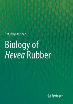 Biology of Hevea Rubber - Priyadarshan, P. M.