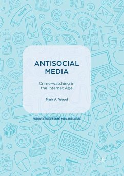 Antisocial Media - Wood, Mark A.