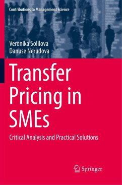 Transfer Pricing in SMEs - Solilova, Veronika; Nerudova, Danuse