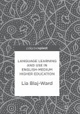 Language Learning and Use in English-Medium Higher Education