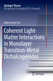 Coherent Light-Matter Interactions in Monolayer Transition-Metal Dichalcogenides