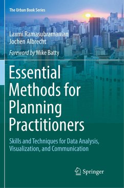 Essential Methods for Planning Practitioners - Ramasubramanian, Laxmi; Albrecht, Jochen