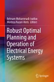 Robust Optimal Planning and Operation of Electrical Energy Systems (eBook, PDF)