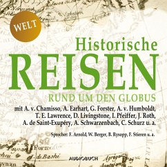Historische Reisen - rund um den Globus (MP3-Download) - Diverse