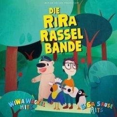 Wi Wa Wackelhits/Si Sa Sausehits(Lieder Zum Singen - Rirarasselbande