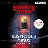 Stranger Things: Suspicious Minds - DIE OFFIZIELLE DEUTSCHE AUSGABE – ein NETFLIX-Original (MP3-Download)