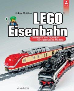 LEGO®-Eisenbahn (eBook, ePUB) - Matthes, Holger