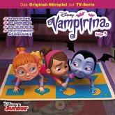 Disney/ Vampirina - Folge 5: Die Grusel-Girls/ Der Spieleabend/ Oma ist die Beste/ Zwei Freundinnen auf einen Schlag (MP3-Download)
