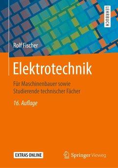 Elektrotechnik - Fischer, Rolf