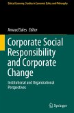 Corporate Social Responsibility and Corporate Change