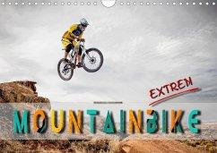 Mountainbike extrem (Wandkalender 2020 DIN A4 quer)