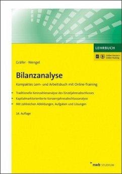 Bilanzanalyse - Graefer, Horst;Wengel, Torsten