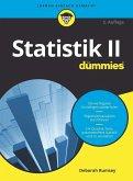 Statistik II für Dummies (eBook, ePUB)