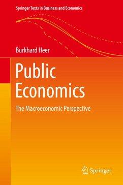 Public Economics (eBook, PDF) - Heer, Burkhard