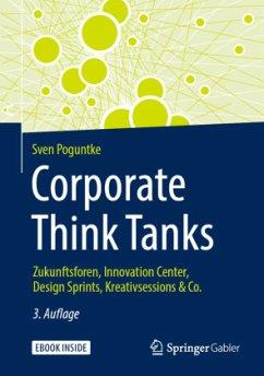 Corporate Think Tanks - Poguntke, Sven