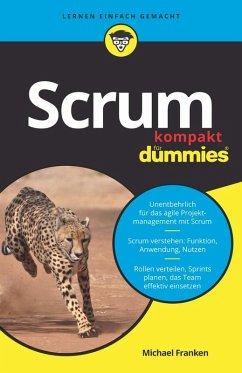 Scrum kompakt für Dummies (eBook, ePUB) - Franken, Michael