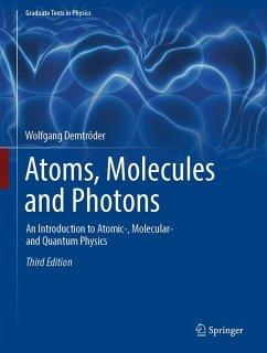 Atoms, Molecules and Photons (eBook, PDF) - Demtröder, Wolfgang
