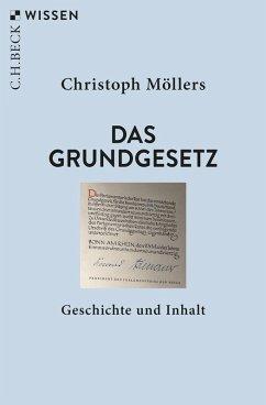 Das Grundgesetz (eBook, ePUB) - Möllers, Christoph